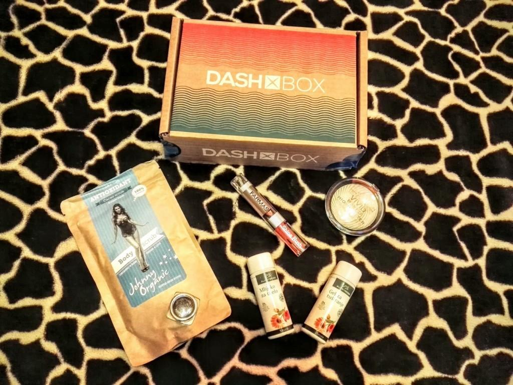 Dashbox paket