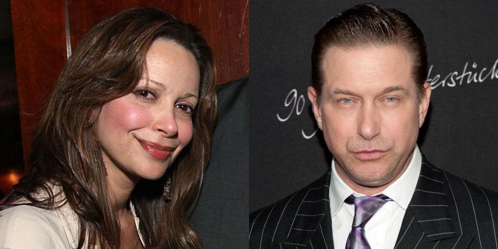 KENNYA & STEPHEN BALDWIN
