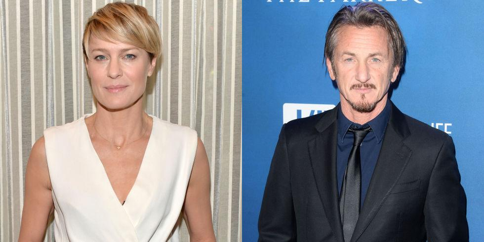 ROBIN WRIGHT & SEAN PENN
