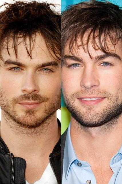Ian Somerhalder in Chace Crawford
