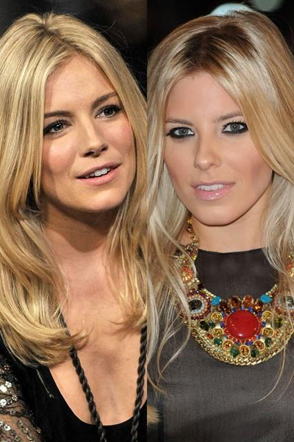 Sienna Miller in Mollie King